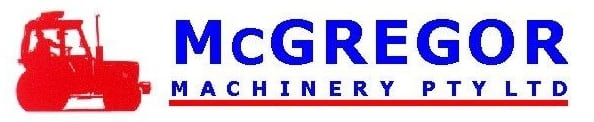 McGregor Machinery Logo
