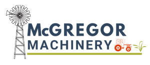 McGregor Machinery Wangaratta Logo